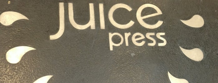 Juice Press is one of Lieux qui ont plu à Emily.