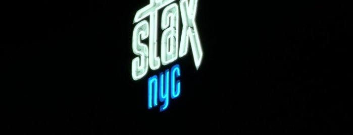 Stax nyc is one of Lieux qui ont plu à Kyle.