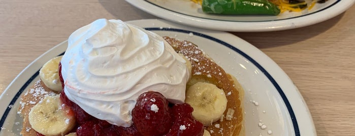 IHOP is one of Best places in California.