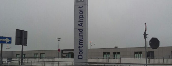 Dortmund Airport 21 (DTM) is one of Airports I've been to.