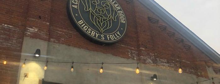 Bigsby's Folly is one of สถานที่ที่ Noemi ถูกใจ.