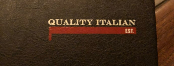 Quality Italian is one of Denver.