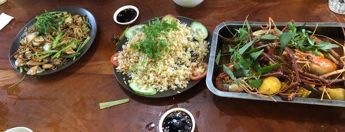 Cậu Ba Quán (Hoàng Sa) is one of Somebody Feed Phil.