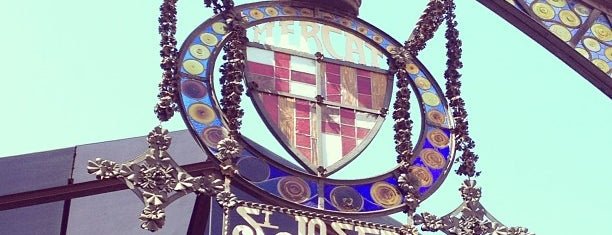 Mercat de Sant Josep - La Boqueria is one of Barcelona Bakery & Desserts.