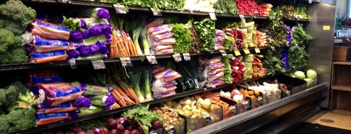 Whole Foods Market is one of Great picks.