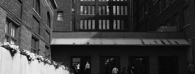 MANA Contemporary Art Center is one of NJ.