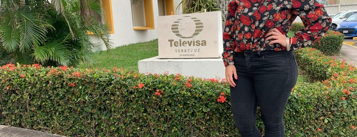 Televisa Veracruz is one of Mis lugares.