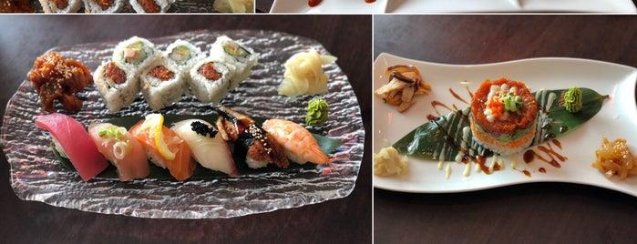 Kitani Sushi is one of Gespeicherte Orte von Whadzen.