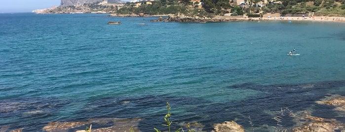 Spiaggia Mazzaforno is one of Brice : понравившиеся места.