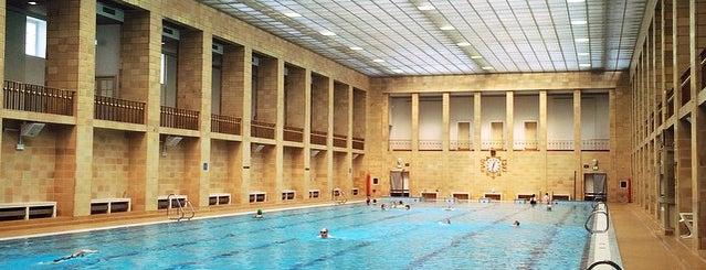 Schwimmbäder und Badeseen in Chemnitz