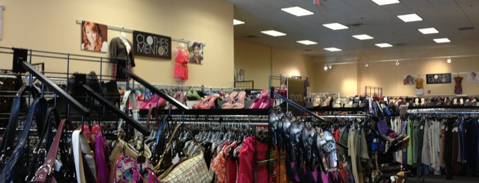 Clothes Mentor is one of Dallas FW Metroplex.