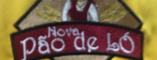 Panificadora Pão de Ló is one of Locais curtidos por Adriana Costa.