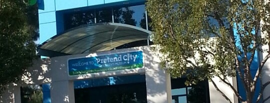Pretend City Children's Museum is one of California OC.
