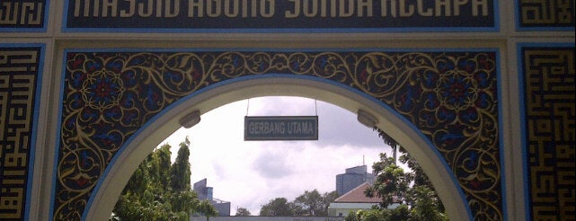 Masjid Agung Sunda Kelapa is one of Hang Out place.