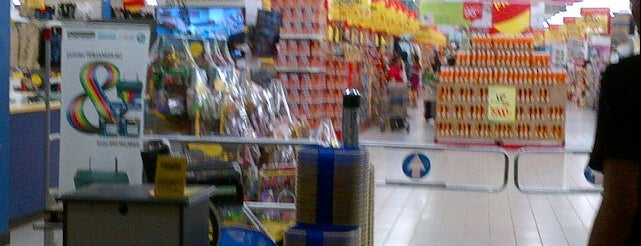 Hypermart Kelapa Gading is one of All-time favorites in Indonesia.