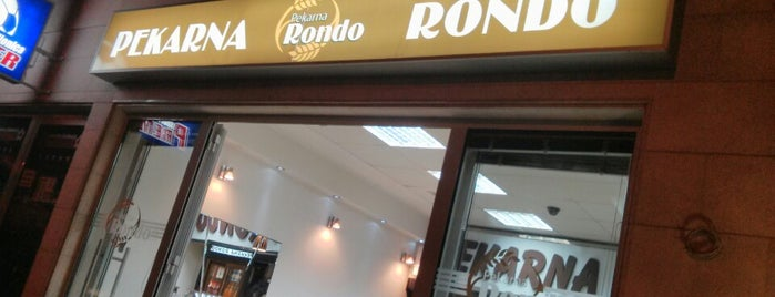 Pekarna Rondo is one of Mostar - List -.