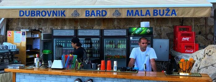 Caffe Bar Bard - Mala Buža is one of Croatia.