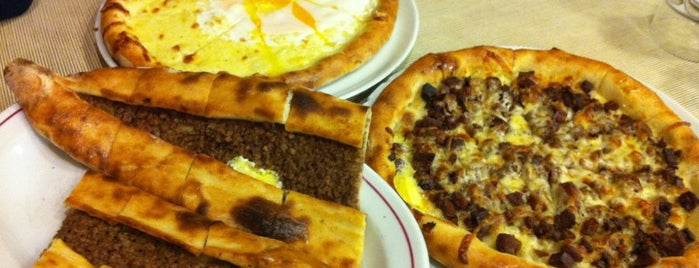 Nizam Pide Salonu is one of Lieux sauvegardés par Aydın.