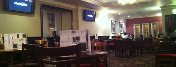 The Kings Tun (Wetherspoon) is one of Orte, die Barry gefallen.