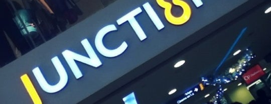 Junction 8 Shopping Centre is one of MAC 님이 좋아한 장소.