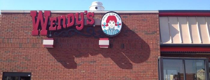 Wendy's is one of Chad 님이 좋아한 장소.