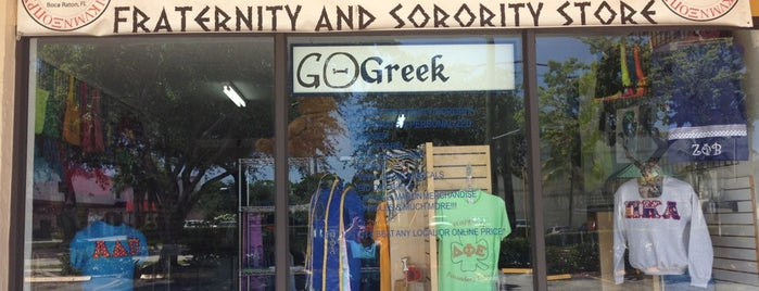 Go Greek Boca Store is one of Best of NYC.