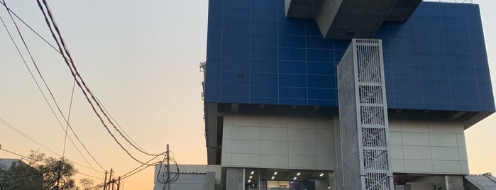 Stasiun MRT Fatmawati is one of MRT trip.