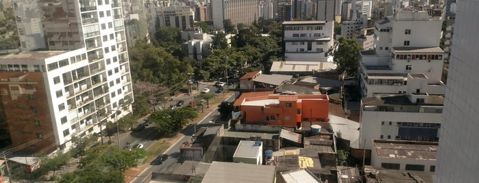Bourbon Belo Horizonte Business Hotel is one of Lugares favoritos de gil.