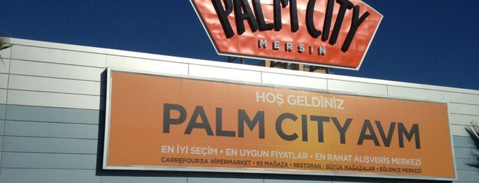 Palm City is one of Canerさんのお気に入りスポット.