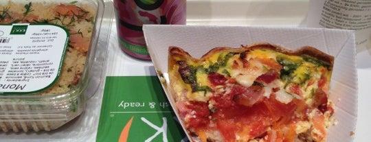 EXKi is one of Healthy & Veggie Food in Paris.