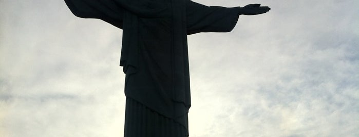 Cristo Redentor is one of World Heritage Sites!!!.
