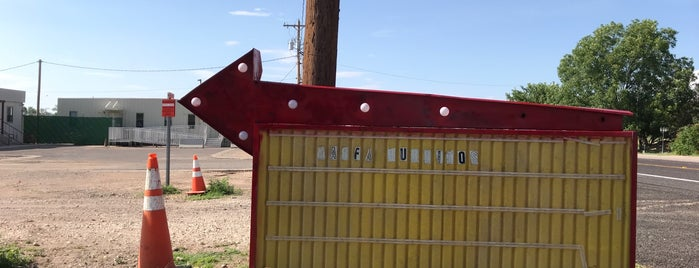 Marfa Burrito is one of Texas Highways Top Mom & Pop Stops.