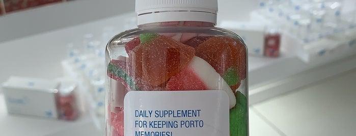 Dream Pills is one of Porto.