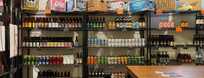 Crafted Beer & Co. 精釀啤酒屋 is one of Drinking Taipei.