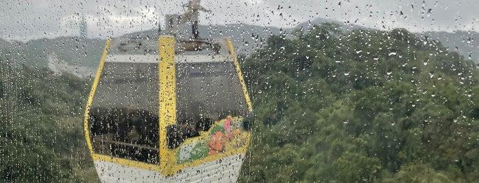 Maokong Gondola Line is one of Asia Tour 2k18.