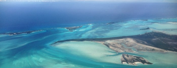 Exuma International Airport (GGT) is one of Part 1~International Airports....