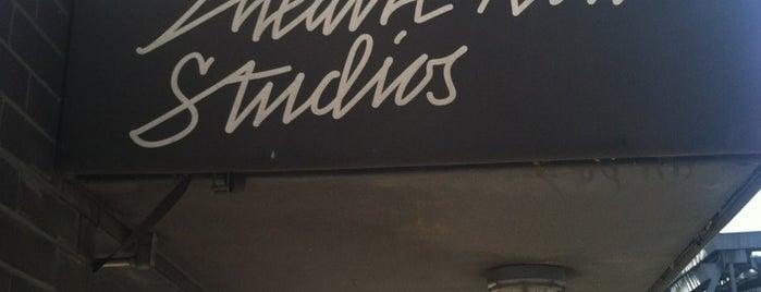 Theatre Row Studios is one of Acting Schools, Studios, Centers.