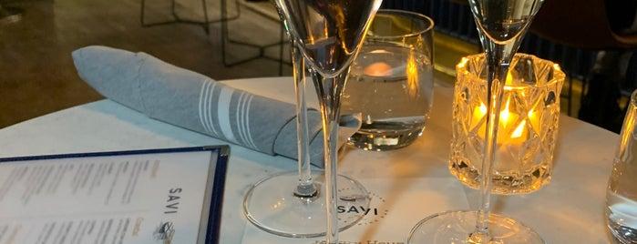 Savi Cucina is one of Lieux qui ont plu à Stephen.