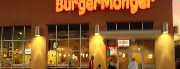 Burger Monger is one of Gespeicherte Orte von Asma.