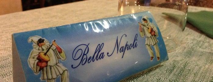 Pizzeria Bella Napoli is one of สถานที่ที่ Alexandr ถูกใจ.