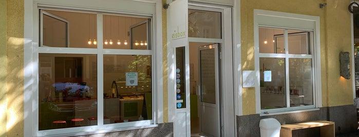 eisbox is one of Sweet Berlin.