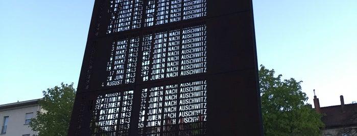 Mahnmal Levetzowstraße is one of 1 | 111 Orte in Berlin die man gesehen haben muss.