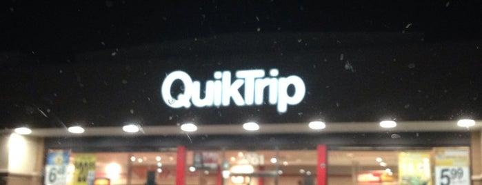 QuikTrip is one of Lieux qui ont plu à Cheearra.