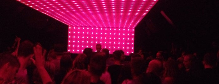 Watergate Club is one of berlin love.