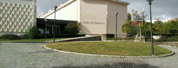 Museu Nacional de Etnologia is one of Lx museus e jardins gratis.