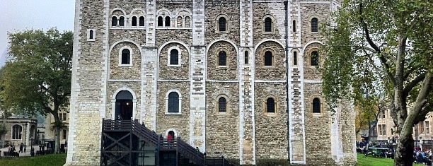 Tower of London is one of World Heritage Sites!!!.