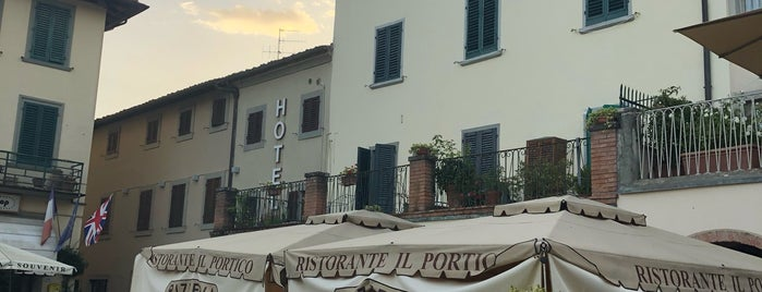 Ristorante Il Portico is one of Dominicさんのお気に入りスポット.