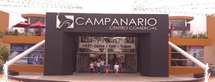 Campanario Centro Comercial is one of สถานที่ที่ Diego ถูกใจ.