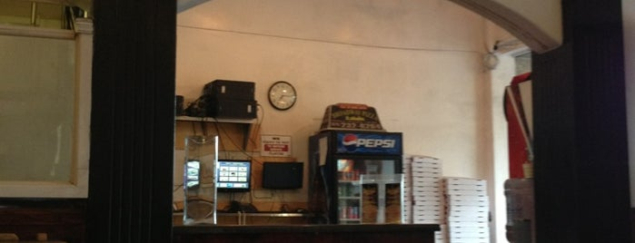 Broadway Pizza is one of San Diego.