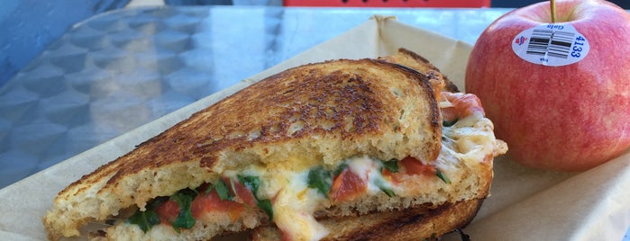 The American Grilled Cheese Kitchen is one of California here we come.